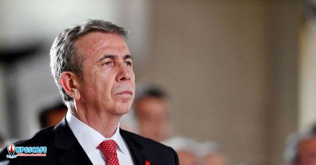 Mansur Yavaş'tan Genel Başkanlık ve Cumhurbaşkanı Adaylığı Açıklaması
