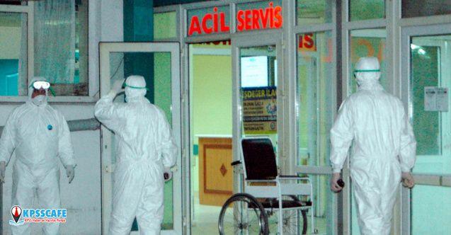 Hastane karantinaya alındı! Herkese maske dağıtıldı