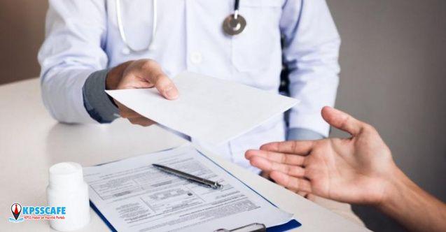 Raporluyken maaş alınabilir mi? Geçici iş göremezlik ödeneği nedir?