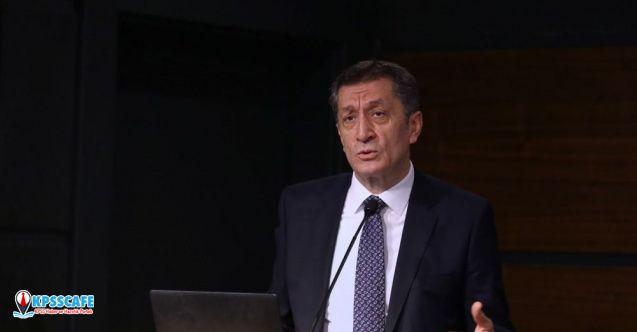 Milli Eğitim Bakanı Selçuk: Hayalim sınavsız sistem