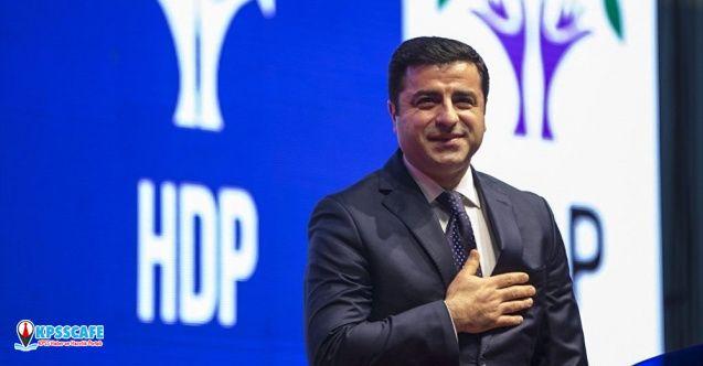 Demirtaş, HDP'ye ''Adaylığımı tartışmayın'' açıklamasında bulundu!