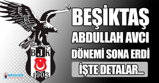 Beşiktaş'tan flaşh ayrılık! İşte detalar...