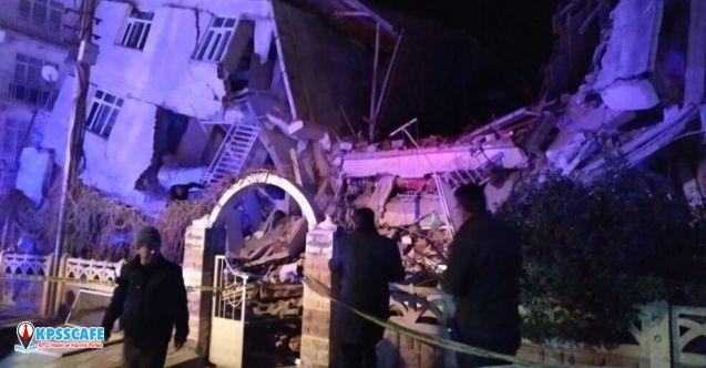 Elazığ depreminde ölü ve yaralı sayısı arttı! İşte son durum...