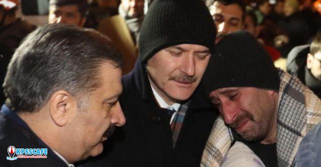 Bakan Soylu'dan son dakika açıkladı : Pütürge ve Doğanyol'da...