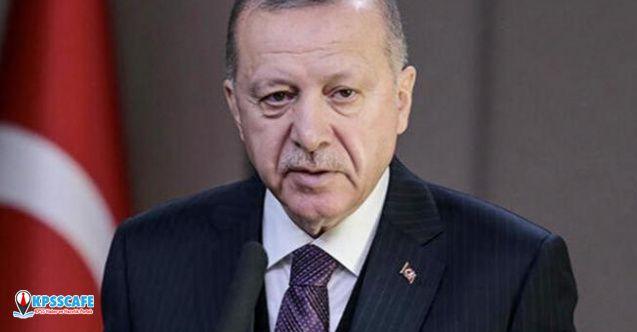 Başkan Erdoğan'dan deprem ile ilgili açıklama yaptı!