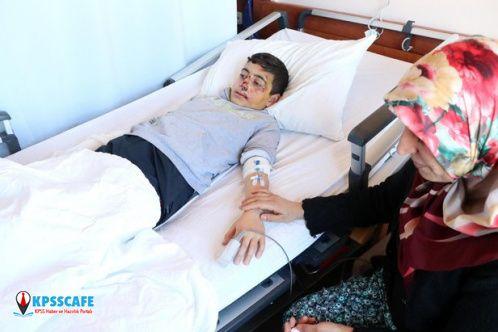 """Son dakika: Elazığ depreminde yaralanan vatandaşlar """"deprem anını"""" anlattı ."""