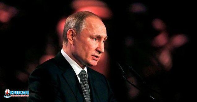 Putin, Başkan Erdoğan'a taziye mesajı gönderdi!