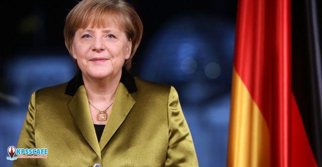 Almanya Başbakanı Merkel'den ''Allahaısmarladık, İstanbul''mesajı
