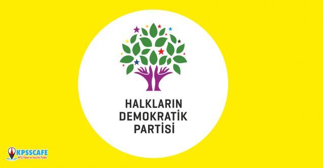 Hdp'nin yardım kamyonu Elazığ'a alınmadı