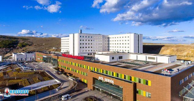Şehir Hastanelerine 100 Personel Alınacak! İşte başvuru Şartları...