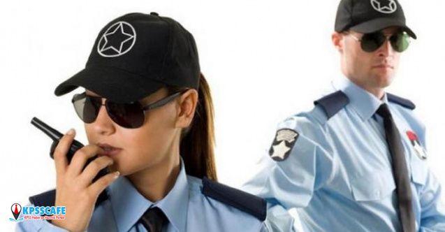 Devlet kadrosuna lise mezunu güvenlik görevlisi alımı yapılacak! İşte başvuru şartları...