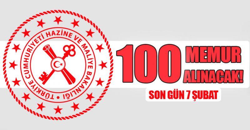 Bakanlığa 100 memur alımı yapılacak: Son gün 7 Şubat