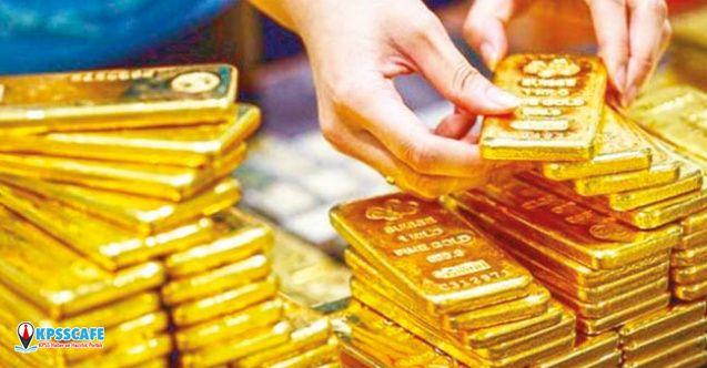 Altın üretiminde tarihi rekor kırıyor