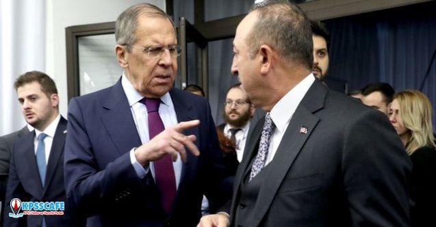 Rusya :Türkiye ile mutabakatı sağladık.