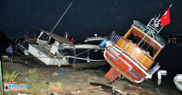 Son Dakika Akdeniz'de Deprem!