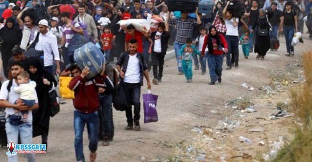 Son Dakika! 700 bin Suriyeli daha Türkiye'ye geliyor!