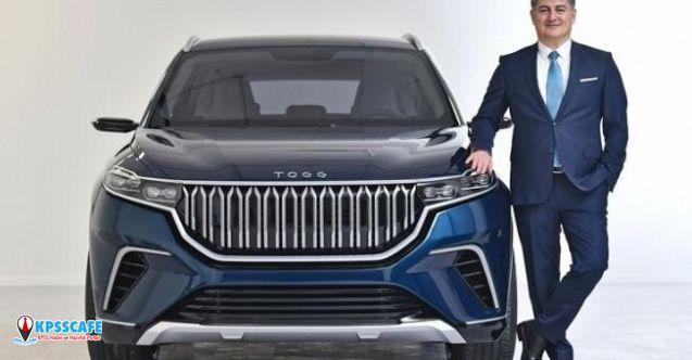 Yerli otomobil TOGG'un CEO'su Açıkladı! İşte Detaylar...