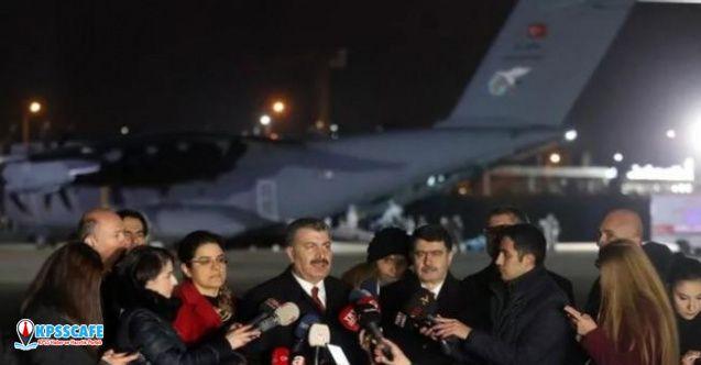 Bakanı Koca: Coronavirüs sonuçlarını açıkladı!