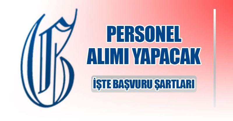 İstanbul  Üniversitesi Personel Alımı Yapıyor! İşte Detaylar...