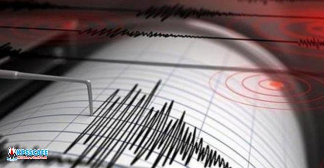 Son dakika! Kandilli açıkladı: İki ilde peş peşe deprem oldu!