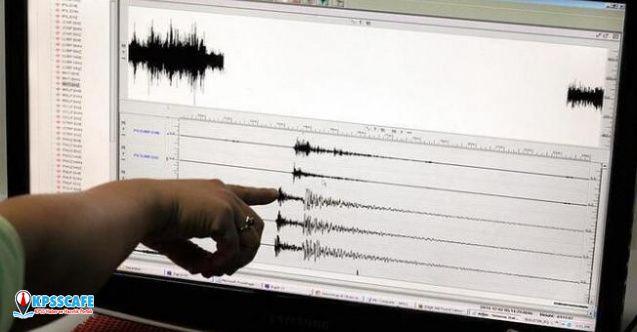 Son dakika 5.0 şiddetinde deprem oldu!