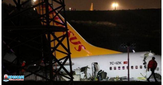 Son dakika! Uçak kazasında 3 kişi hayatını kaybetti!