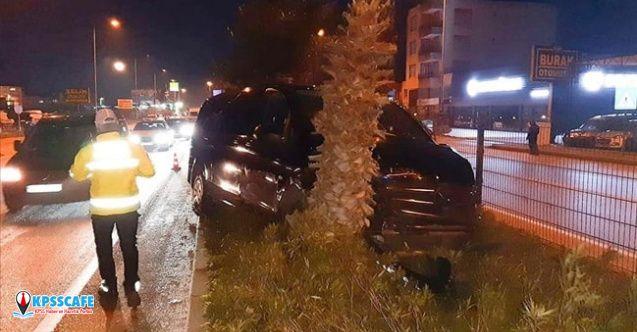 Ünlü isim trafik kazasında yaralandı!