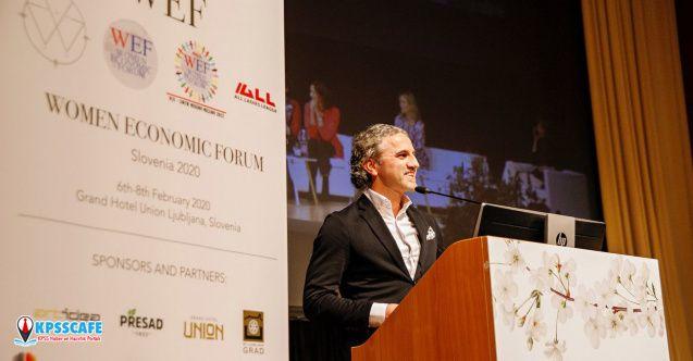 Dünya Kadınlar Ekonomik Forumu'nda Türk firması