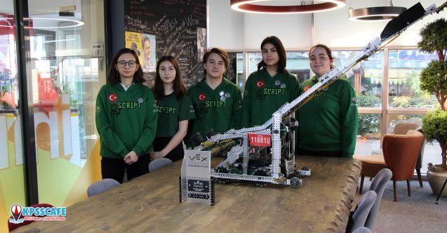 Robotiğin yükselen yıldızlarına 'prestijli' ödül