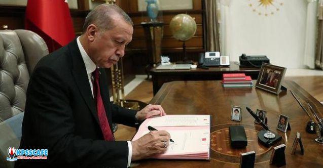 Cumhurbaşkanı Erdoğan onayladı: Resmi Gazete'de 13 karar yayınlandı