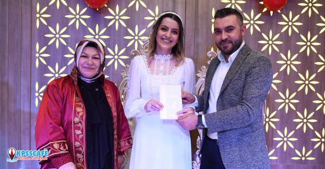 Sancaktepe Belediyesi'nden 'Sevgililer Günü'ne özel nikah töreni