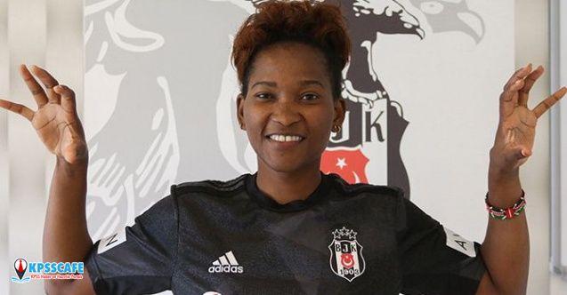 Esse Mbeyu Akida, Beşiktaş'ta