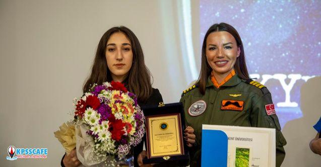 Avrupa'nın ilk kadın Gyrocopter pilotu Gündoğdu: Havacılığa daha çok kadın eli değmeli