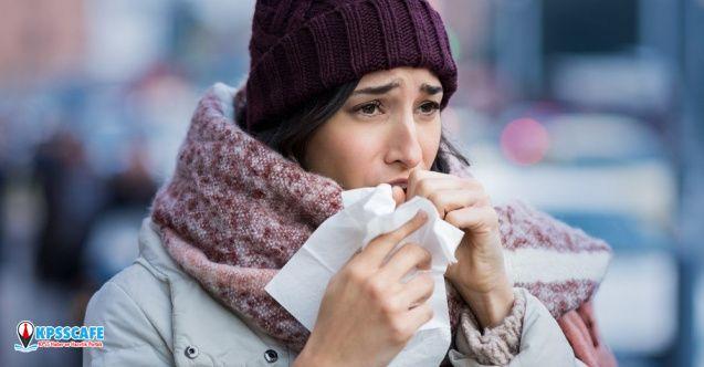 Kışın gripten egzersizle korunun