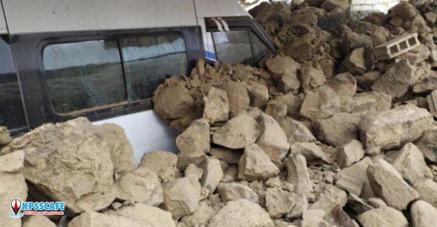 Son dakika! Van Depreminde Ölü ve Yaralı Sayısını Süleyman Soylu Açıkladı!