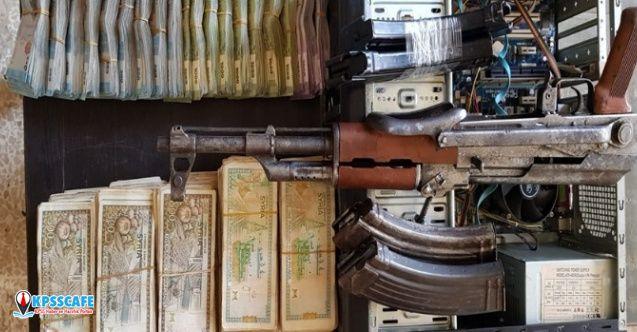 Tel Abyad'da Eylem Hazırlığında Olan 5 PKK/YPG'li Terörist Yakalandığı Bildirildi!