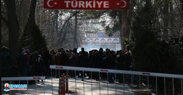 Türkiye'den Giden Mültecilere Sınırında Gazlı Müdahale!