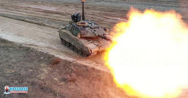 Tanklarda üçüncü göz olacak. Artık görünmeden düşman unsurlarını tespit edecek!