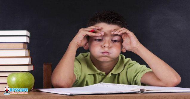 Okul Stresi Çocukları Yalana Sevk Ediyor!