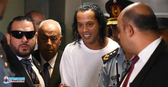 Ünlü Futbolcu Ronaldinho Tutuklandı!