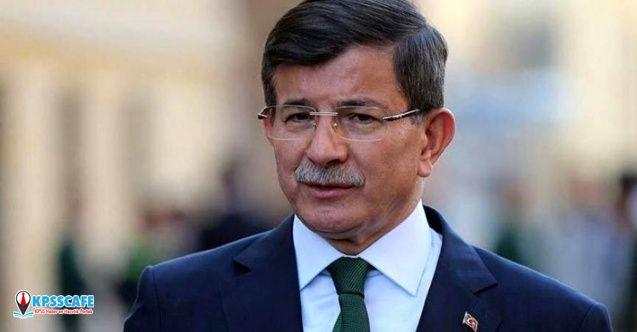 Ak Parti'den Ayrılan Ahmet Davutoğlu, Neden Ayrıldığını Anlattı!