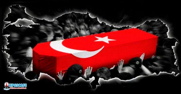 Kahreden Haber! Şehidin Var Türkiye!