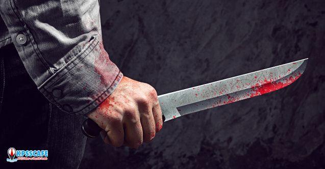 Koronavirüs Getirdiniz Diye Konya'da Afganlıyı Bıçakladılar!
