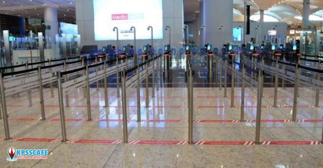 İstanbul Havalimanı, koronavirüs uygulaması bugün başladı!