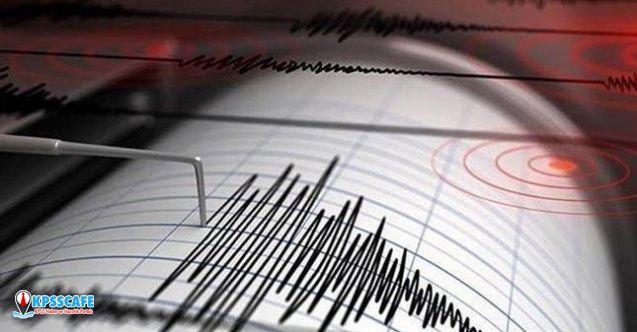 Son Dakika: Endonezya'da 5,5 büyüklüğünde deprem meydana geldi