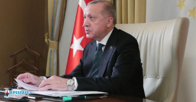 Cumhurbaşkanı Erdoğan ülke liderleri ile dörtlü zirve gerçekleştirdi