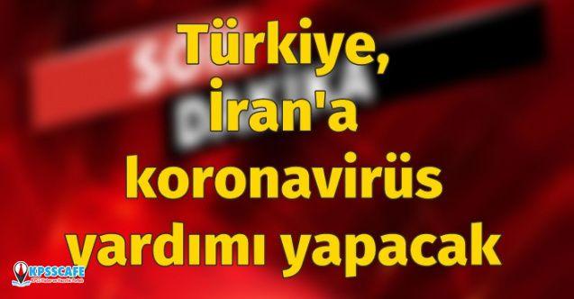 Bakanlık duyurdu: Türkiye, İran'a koronavirüs yardımı yapacak!