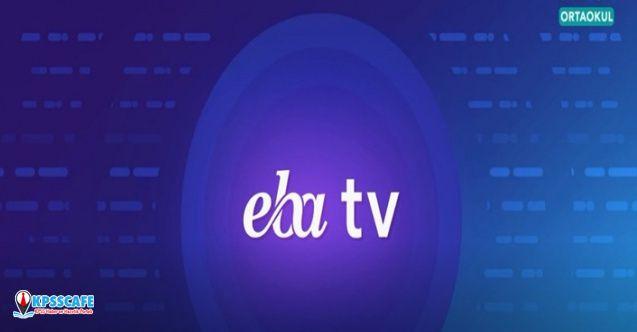 EBA TV İlkokul, Ortaokul ve Lise Tekrar İzleme Adresleri Nedir? EBA TV Tekrar İzle