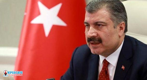 Sağlık Bakanı Açıkladı: Son 24 Saatte 3 Bin 952 Test Yapıldı