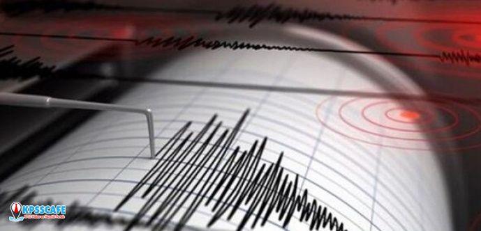 İran'ın Hoy Şehri Yakınlarında 4,4'lük Deprem